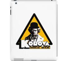 Korova Milk Bar. iPad Case/Skin