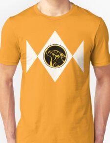 Pupper Rangers (Yellow) Unisex T-Shirt