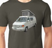 Volkswagen camper Eurovan campgear Unisex T-Shirt