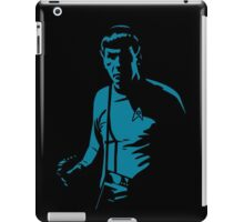Spock Shadow iPad Case/Skin