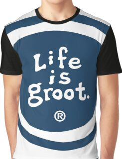 Life is Groot Graphic T-Shirt