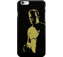 Kirk Shadow iPhone Case/Skin