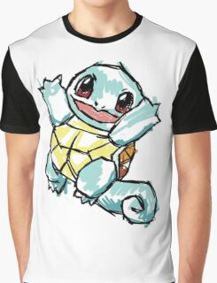 Squirtle! Graphic T-Shirt