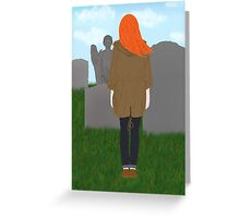 Raggedy Man, Goodbye! Greeting Card
