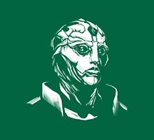Thane - Mass Effect - White Unisex T-Shirt
