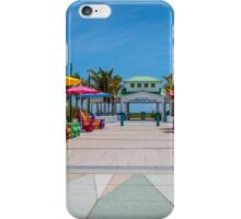 Lauderdale by the Sea entrance - Florida iPhone Case/Skin