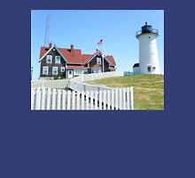 Nobska Lighthouse - Woods Hole - Massachusetts - USA Unisex T-Shirt