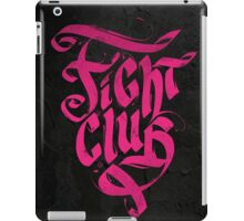 Fight Club iPad Case/Skin