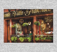 City - Boston MA - Villa Francesca Baby Tee