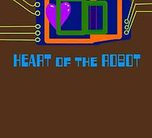 The Heart of the Robot by Uncle McPaint