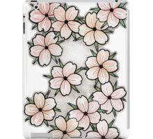 """Blossoms"" Peach. iPad Case/Skin"