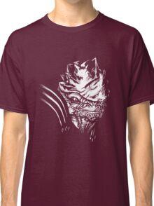 Wrex - Mass Effect - White Classic T-Shirt