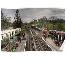 Goathland Railway Station Poster