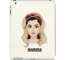 Marina & The Diamonds iPad Case/Skin