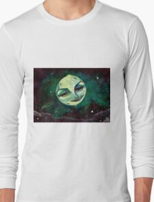 Chill Planet Long Sleeve T-Shirt