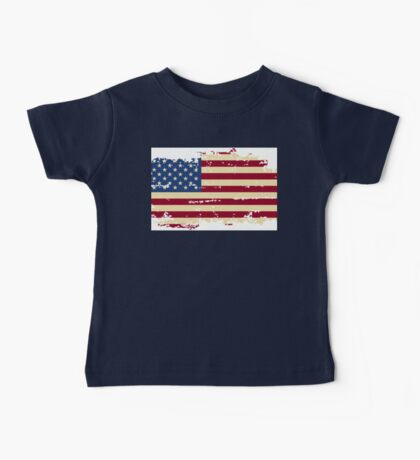 Real American Baby Tee