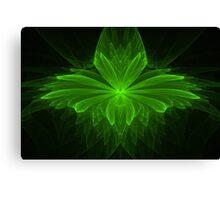 Green Fern Canvas Print
