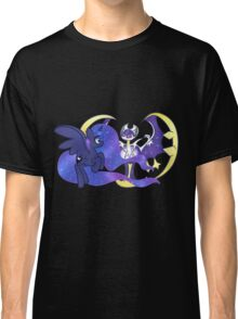 Team Moon (MLP+Pokemon) Classic T-Shirt