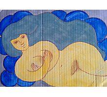 Water Goddess  Photographic Print