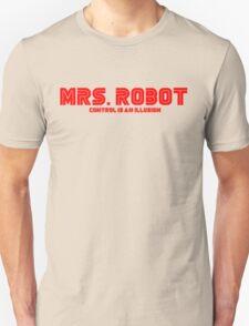 Mr. Robot Mrs. Robot Unisex T-Shirt