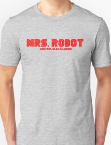Mr. Robot Mrs. Robot Unisex T-Shirt