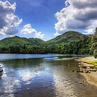 South End of Ullswater by Tom Gomez