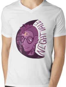 Cecil- Welcome To Night Vale Mens V-Neck T-Shirt