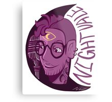 Cecil- Welcome To Night Vale Metal Print