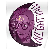 Cecil- Welcome To Night Vale Poster