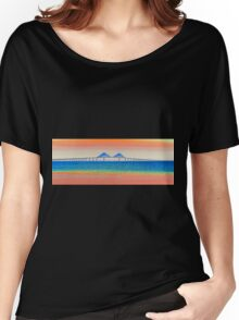 Sunshine Skyway morning Women's Relaxed Fit T-Shirt