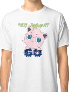039 Jigglypuff GO! Classic T-Shirt