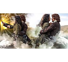 "Outlander ""Adiós "" Photographic Print"