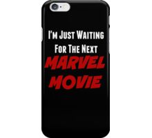Waiting patiently... iPhone Case/Skin