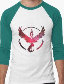 Galactic Team Valor Men's Baseball ¾ T-Shirt
