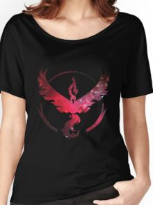 Galactic Team Valor Women's Relaxed Fit T-Shirt