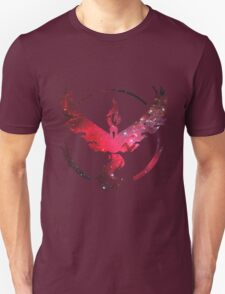 Galactic Team Valor Unisex T-Shirt