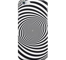 Spiral - Op Art - Optical Illusion iPhone Case/Skin