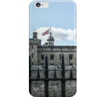 Beyond the Fence and Walls iPhone Case/Skin