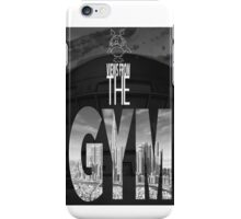 Views From The Gym iPhone Case/Skin