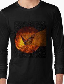 Exploring New Worlds Long Sleeve T-Shirt