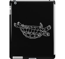 Upside Down Tort' ! iPad Case/Skin