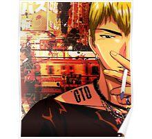 <GTO> Gto Graphic Poster