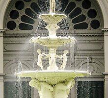 Hochgurtel Fountain - Melbourne by DPalmer