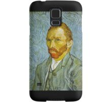 'Self Portrait' by Vincent Van Gogh (Reproduction) Samsung Galaxy Case/Skin