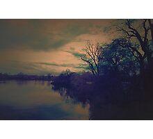 Sacramento River  Photographic Print