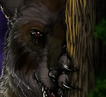 Lycanthrope - Waiting by Furiarossa