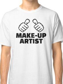 Make-up artist Classic T-Shirt