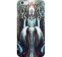 Flowing with Angels iPhone Case/Skin