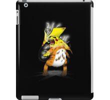 Fierce Evolution: Pikachu iPad Case/Skin