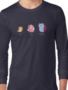 CatBug Evolution Long Sleeve T-Shirt